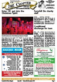 Ferryhill & Chilton Chapter, issue 655