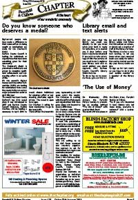 Ferryhill & Chilton Chapter, issue 658