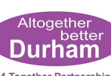 4 Together Area Action Partnership Logo