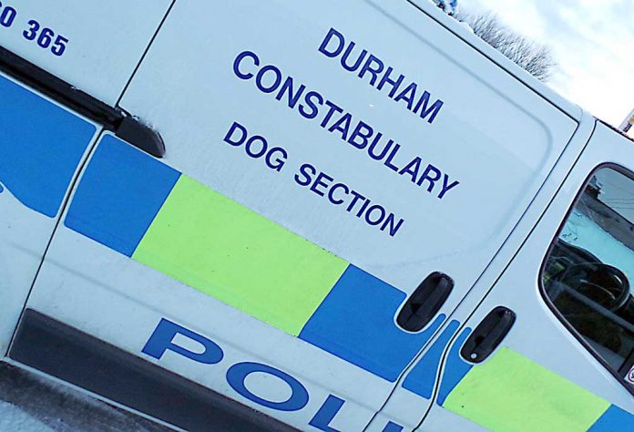Durham Constabulary Dog Section