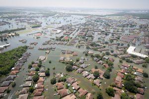 Southeast Texas after Hurricane Harvey