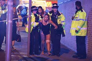 Manchester Arena terror