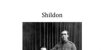 Shildon - Not Forgotten front cover