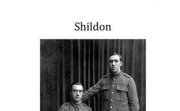 Shildon - Not Forgotten front cover