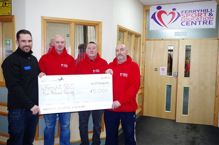 Ferryhill Sports and Education Centre saves thousands on energy bills