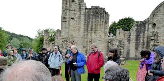 Pilgrims urged to take part in historical walk