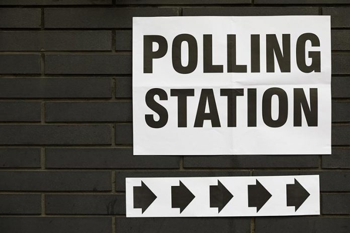 By-elections polling station graphic