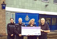 bishop auckland anti-social behaviour funding