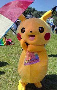 Pikachu rainbow