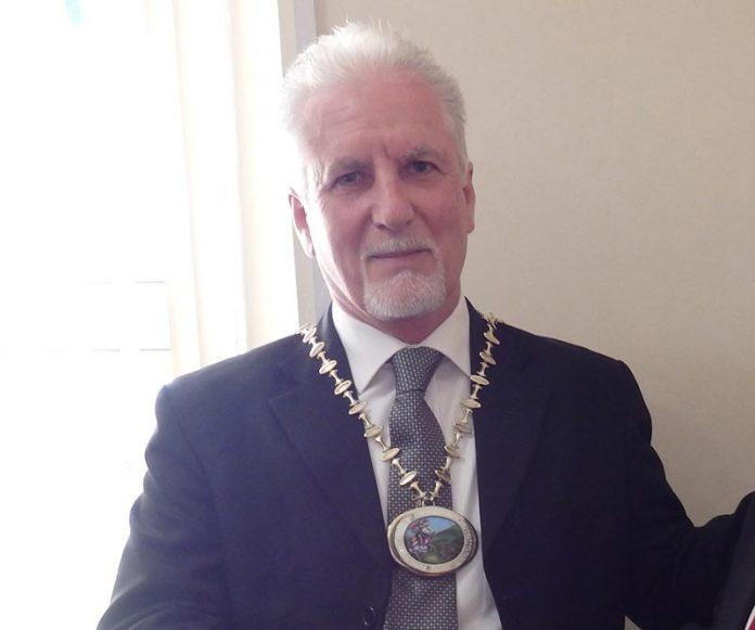 Ferryhill Mayor resigns