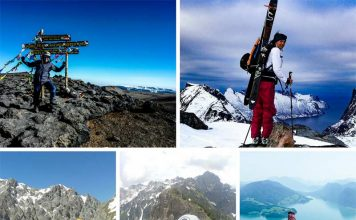 Mountaineer Sarah has recently surpassed a 70 summit milestone in her mountaineering career