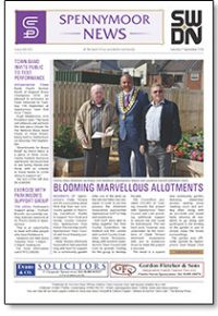 Spennymoor News, Issue 3