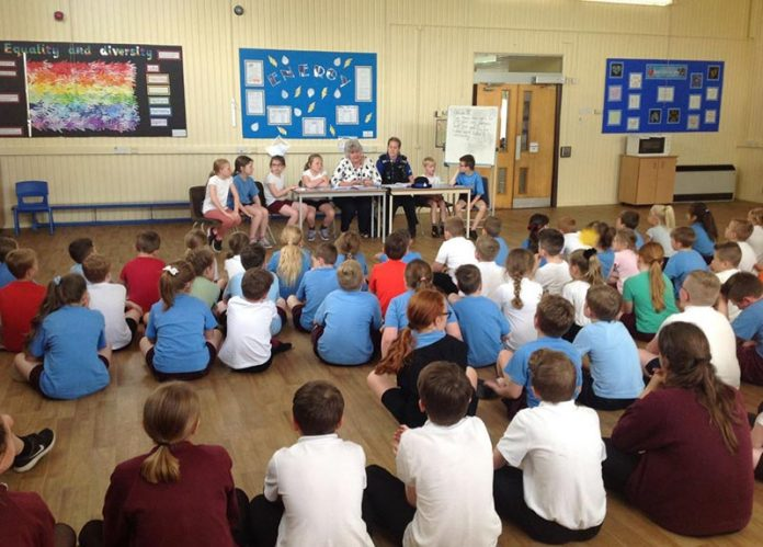Cleves Cross Ambassadors for Community Change participated in a mini PACT meeting recently, with their comments and concerns later passed on the the full PACT meeting.