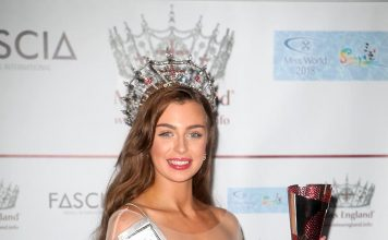 Alisha Cowie from Spennymoor has been crowned the new Miss England and now heads to China for the Miss World contest.