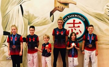 Chi Spennymoor Taekwondo returned from the National Championships with a haul of medals.