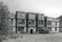 Gibside Hall, mid 20th C. (DCRO Ref: D/CL 5/429)