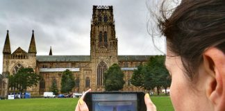 ExplorAR have developed a web based tour of Durham City