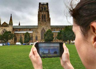 ExplorAR have developed a web based tour of Durham City