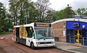 Durham Park and Ride has been suspended.
