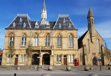 Bishop Auckland Town Hall