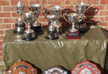 Ferryhill Town Band have won a fantastic collection of trophies and awards in 2017.