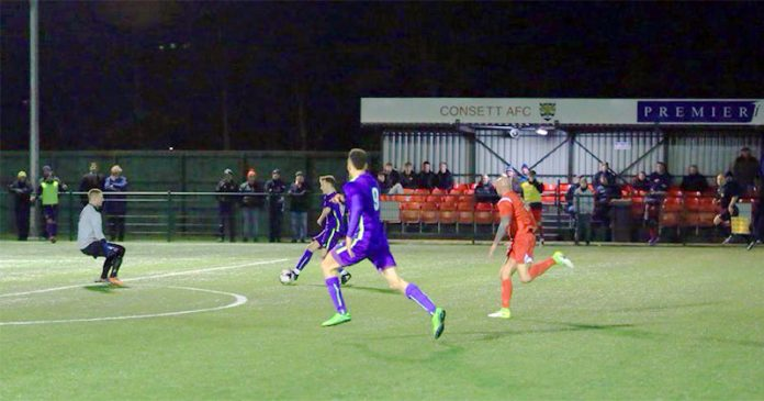 Offside controversy denies Shildon victory