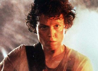 Women in film: Sigourney Weaver, Alien