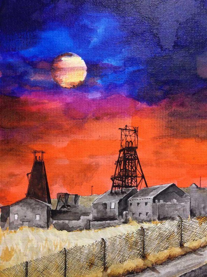 Alfie Joey Painting