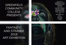 The Greenfield Community College GCSE art exhibition is coming to Shildon Civic Hall on Wednesday 17th July.