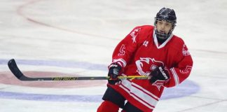 Ethan Hehir from Spennymoor is the only player from the North East to be selected for GB's Under 18s squad for the World Championships.