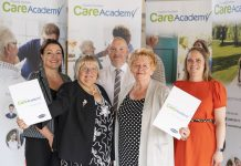 County Durham Care Academy launch.