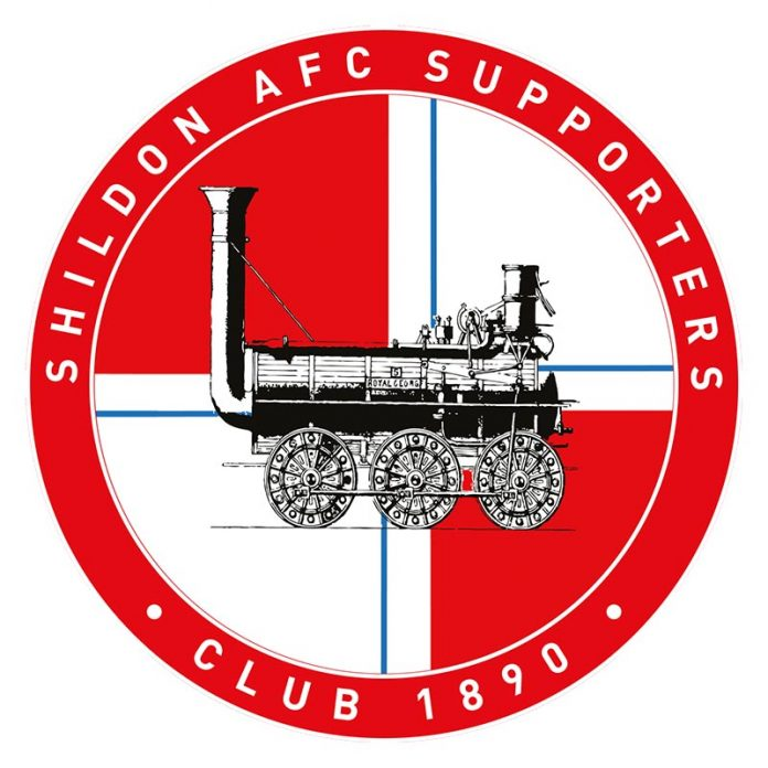 Shildon AFC Supporters Club 1890 badge