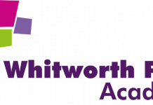 Whitworth Park Academy logo