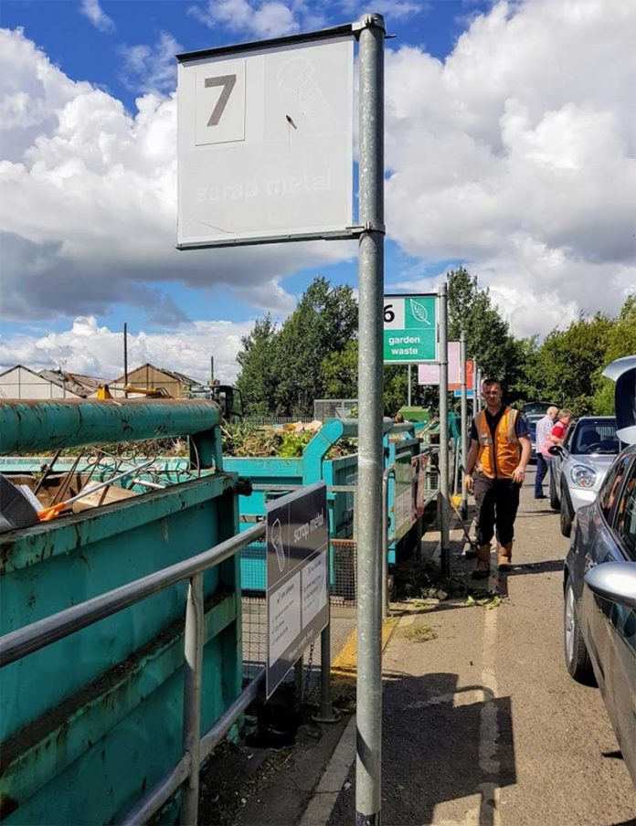 Household Waste Recycling Centres are set to reopen across County Durham on Monday 18 May.