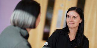 Employability Durham adviser, Emma West.