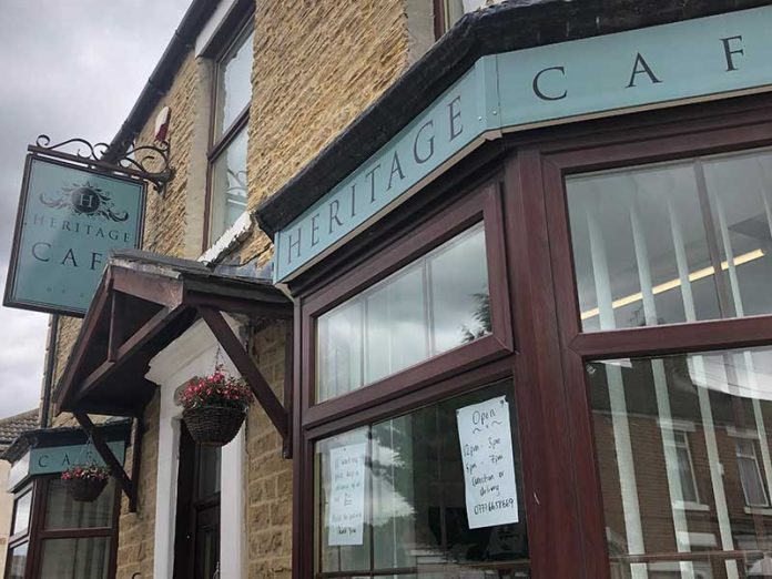 Dene Valley Heritage Cafe is among those preparing to reopen in Bishop Auckland