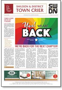 The Crier, issue 965
