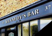 Kennedy's Bar, Bishop Auckland