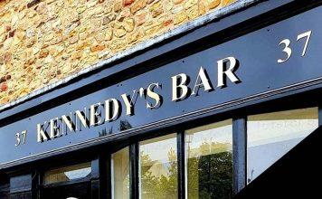 Kennedy's Bar, Bishop Auckland