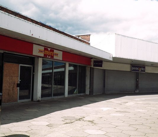 Work is underway to transform the outdated Festival Walk shopping precinct in Spennymoor.