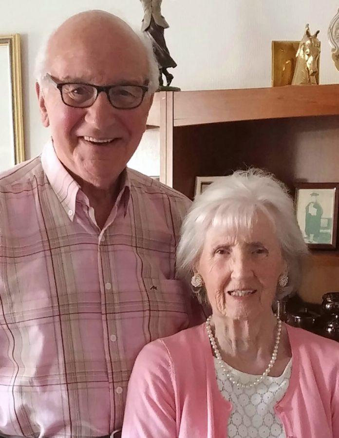 Tom and Audrey Blenkinsopp