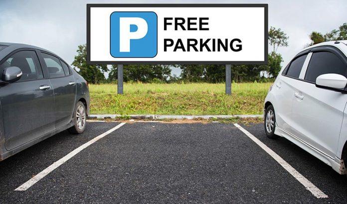 DCC Free Parking